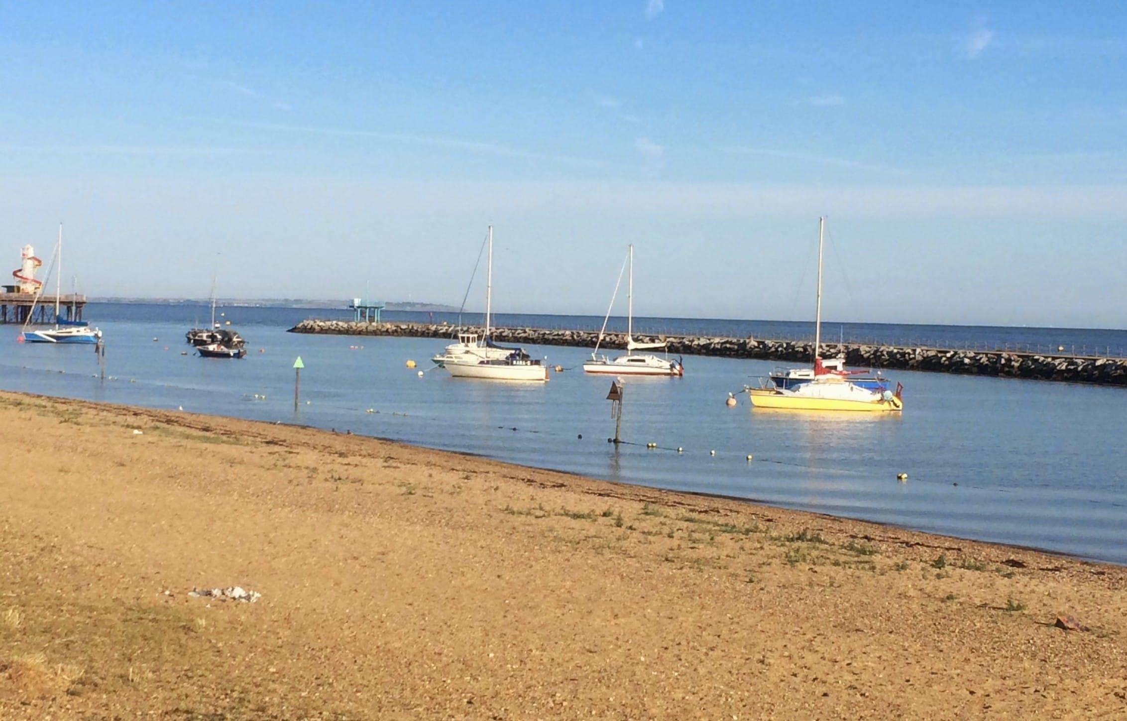 Our marina.