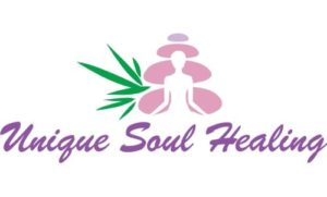 Unique Soul Healing Logo