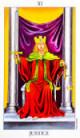 Tarot Card - Justice