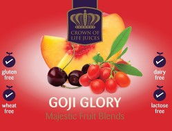Goji Berry Label