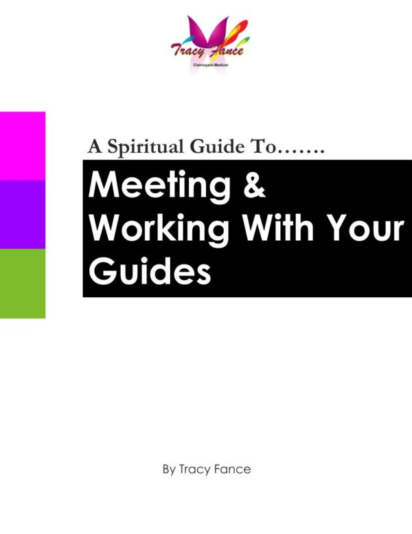Meeting Your Guides eBook Cover