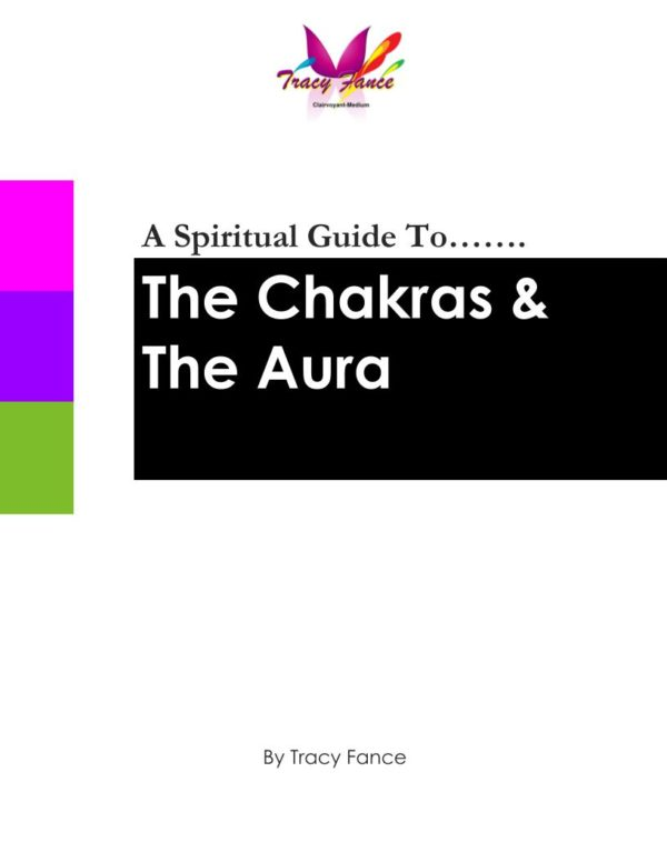 Chakras & Auras eBook Cover