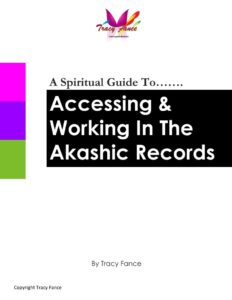 Accessing & Working In The Akashic Records Book Cover