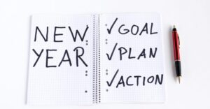 New Year Resolution Goals
